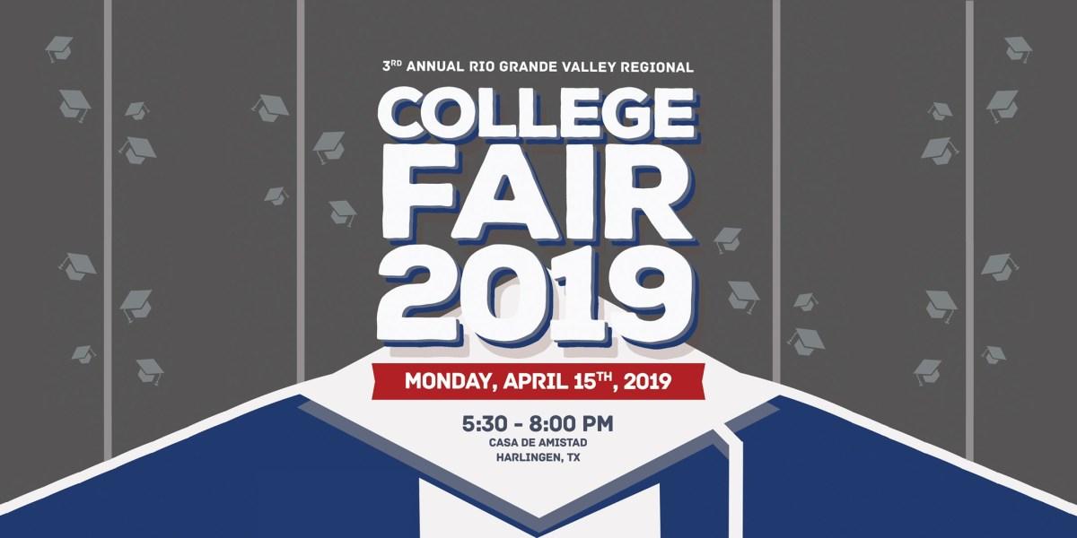 3rd Annual Rio Grande Valley Regional College Fair
