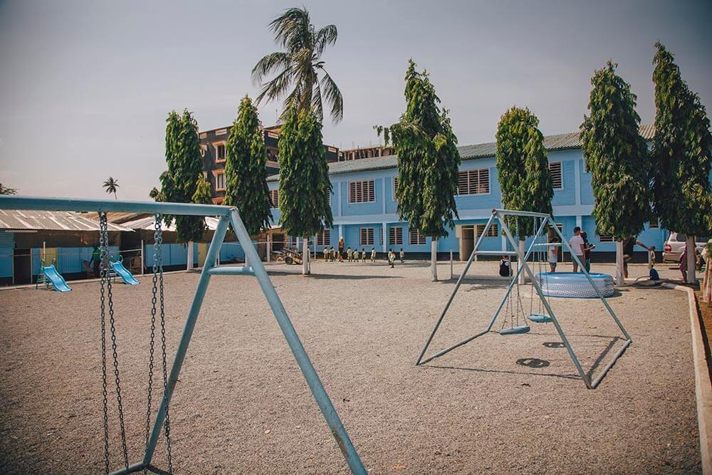 mikindani-skolan