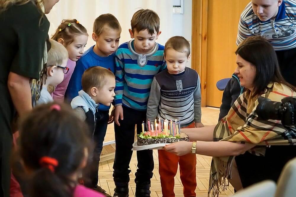 Ryssland Barn Blaser Tarta