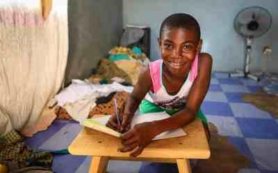 Lydia i Ghana