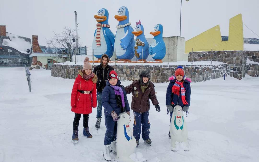 Skridskoåkning i Lettland