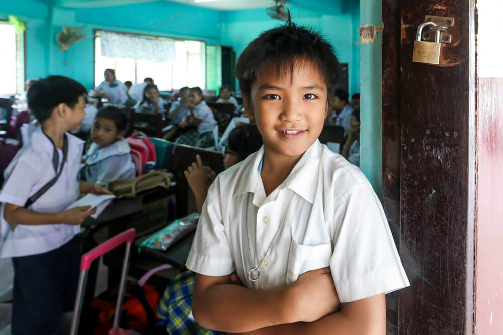 Mico i Filippinerna