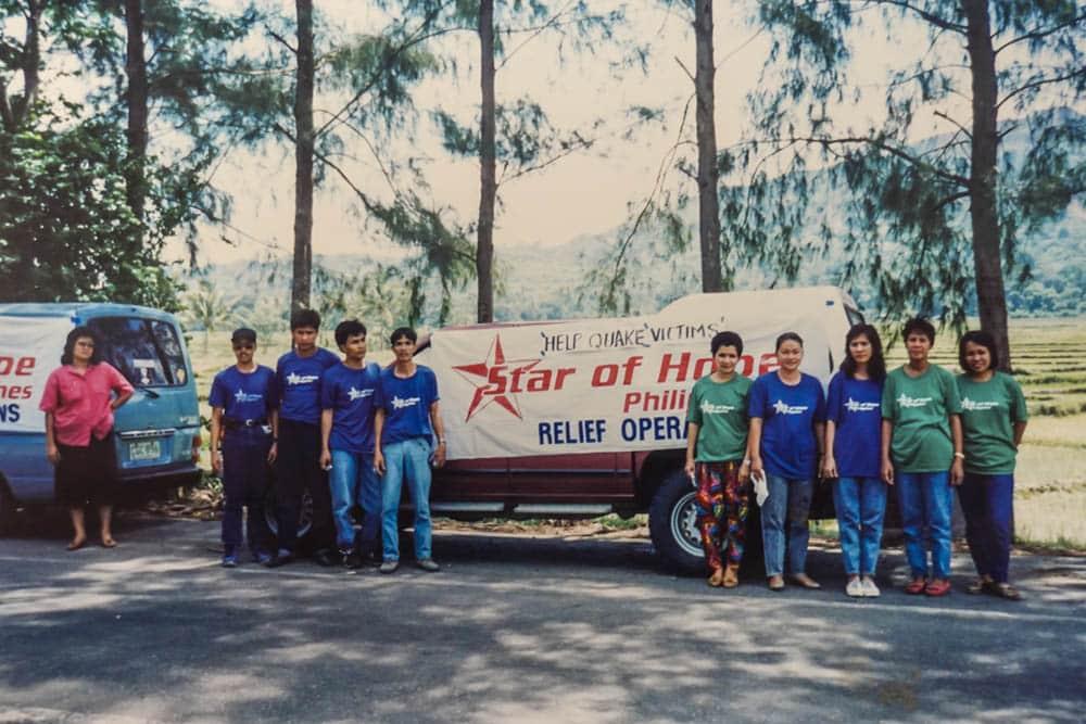 Filippinerna 1990 1
