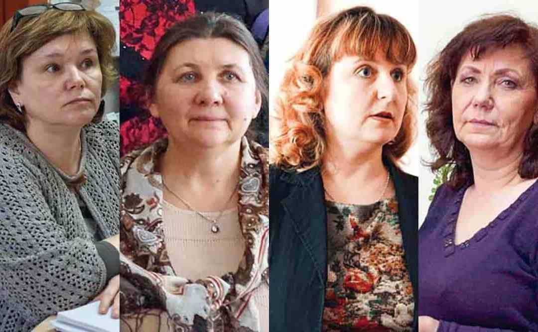 Mammorna som förändrat Vitryssland