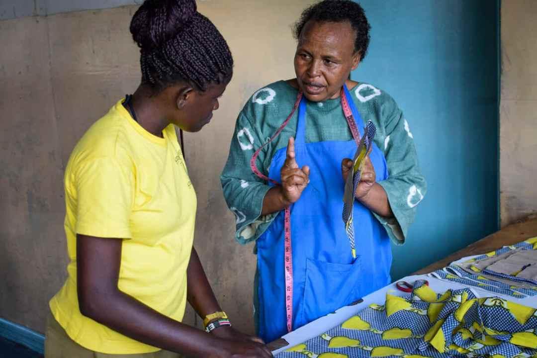 Yrkesskola Kenya 1