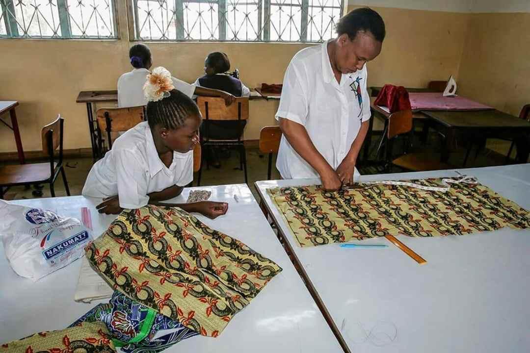 Yrkesskola Kenya 5
