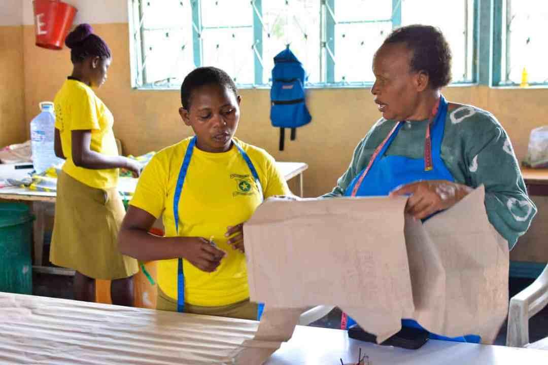 Yrkesskola Kenya 6
