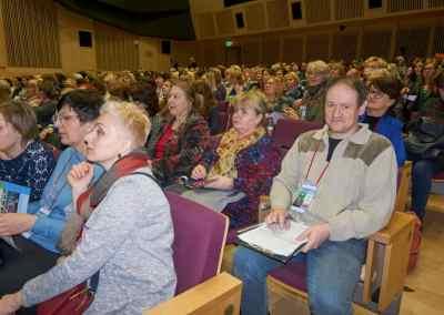 Familjekonferens i Lettland!