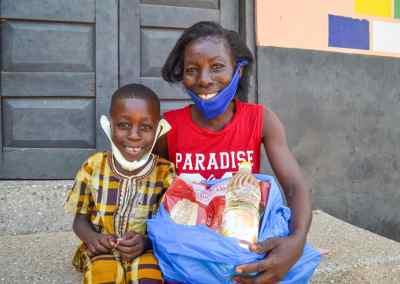Matutdelning Ghana