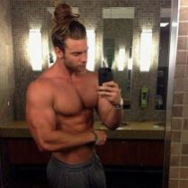 Lato A maschile Brock Hurn
