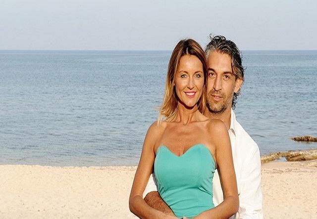 Isabella e Mauro pacificamente insieme