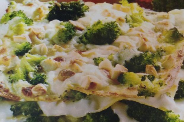 Lasagne con i broccoli