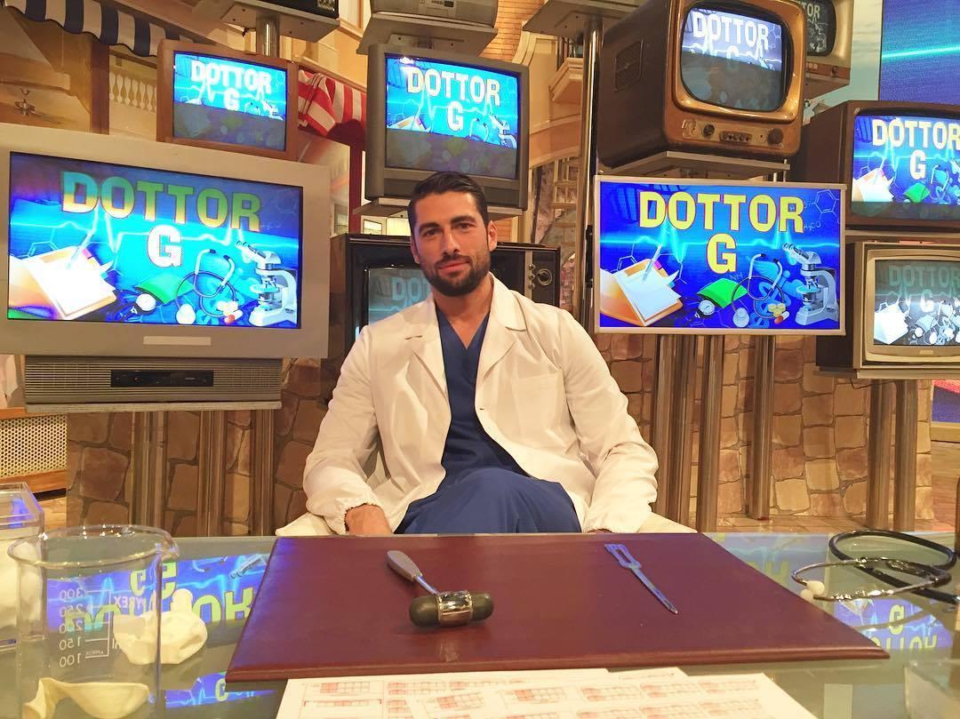 GF: Giovanni Angiolini nuovo programma