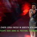 Festival di Sanremo: Un pizzico di ironia
