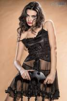 Copertina: la modella e attrice Lidia Stallo