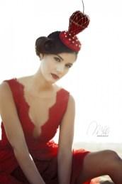 Copertina: la musicista e modella Giuliana Ferraz