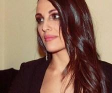 Copertina: la modella e cantante Federica Cres