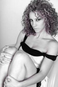 Copertina: la ballerina Agata Moschini
