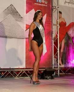 Sharon Loprete a Miss Italia