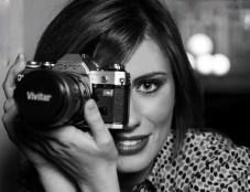 Copertina: la modella Rosangela Lo Pomo