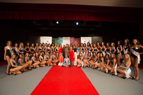 Miss Italia: le 40 finaliste