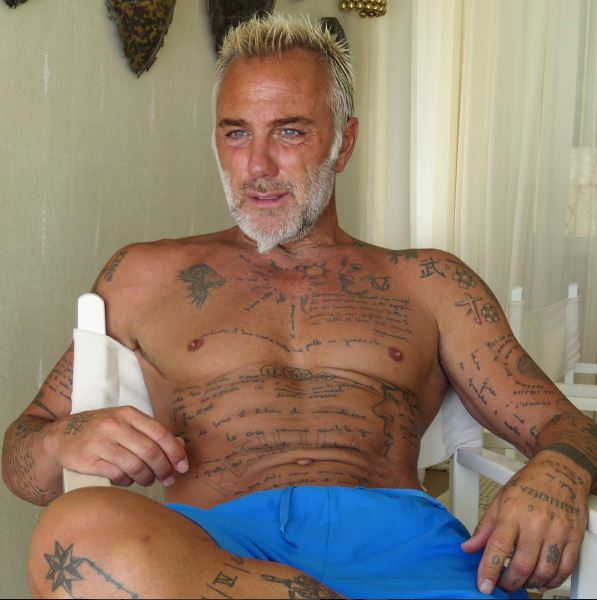 Mister Lato A: Gianluca Vacchi
