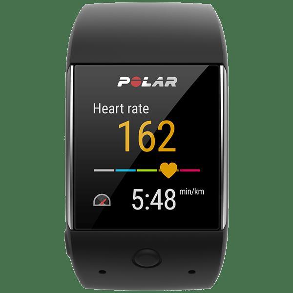 Polar M600 orologio lifestyle