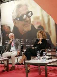 Bifest, Valeria Golino, Jean Gili