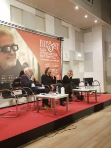 Bifest, Jean Gili, Saverio Costanzo, Alba Rohrwacher