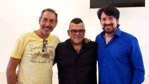 Mingo de Pasquale, Leonardo Ginefra, Luigi Loper