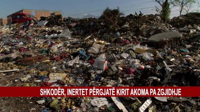 Shkodër: Inertet përgjatë Kirit akoma pa zgjidhje