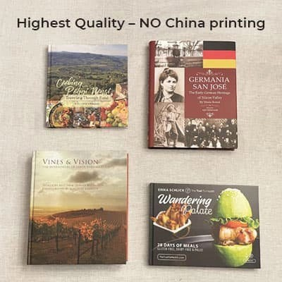 China book printing (in Asia, never China) for self-publishers worldwide. Get the best book printing in Asia and the USA with Seattle based Star Print Brokers.