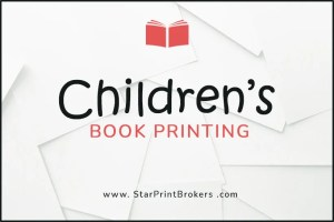 Childrens Book Printing. We print high-quality books at a reasonable cost. We also print children's board books.