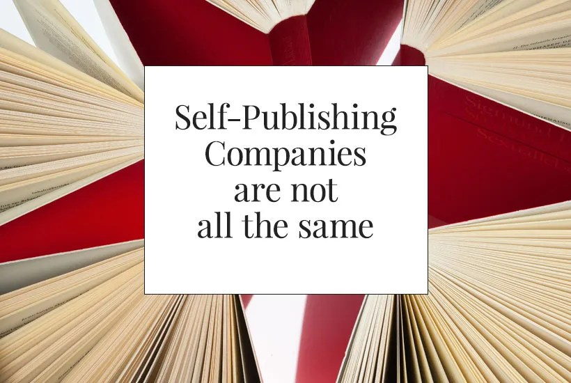 Which one of the best self publishing companies will you choose? Choose us.