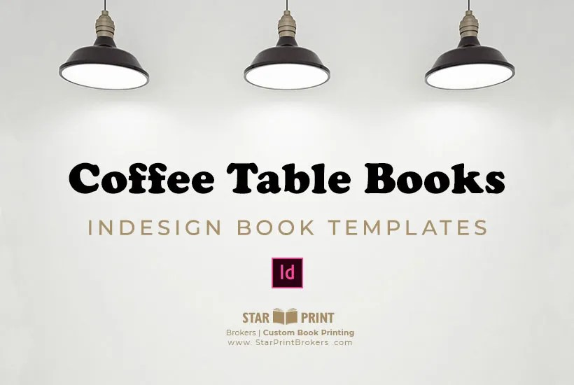 Coffee Table Book Templates Download Star Print Brokers