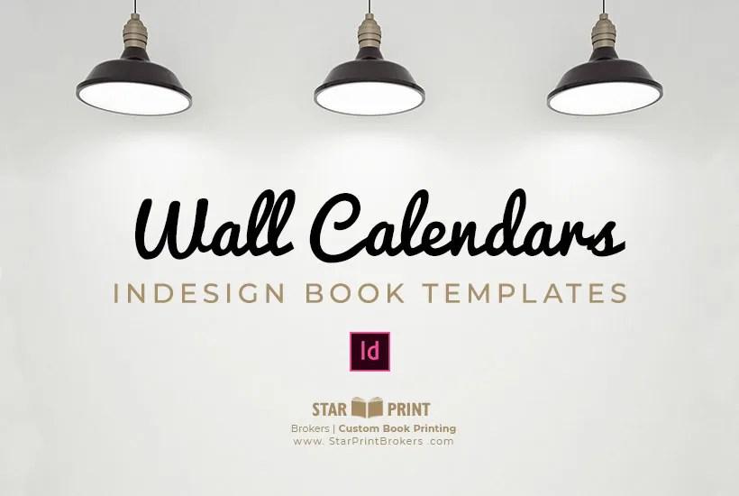Wall Calendar Template Download | Star Print Brokers