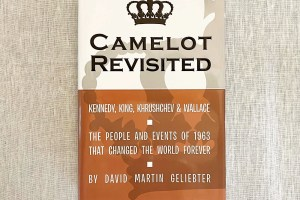 Camelot Revisited, a hardcover novel by David Martin Geliebter.