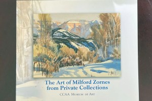 The Art of Milford Zornes in Private Collections.