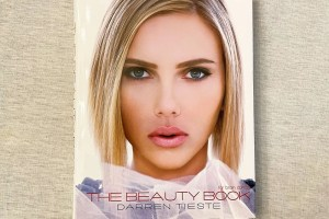 The Beauty Book for Brain Cancer by photographer Darren Tieste.