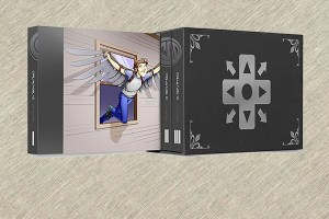 Ctrl Alt Del comic is a set of 3 hardcover books in a slip case.