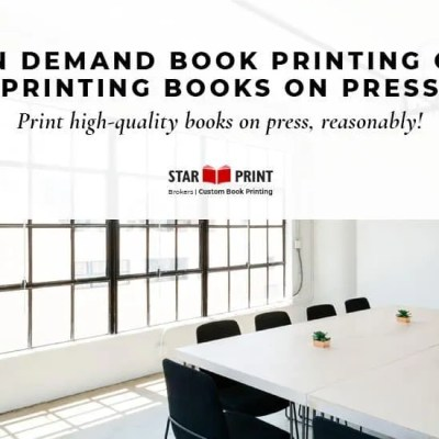 Print on demand publishers & on demand book printing