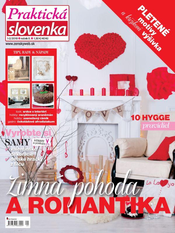 Praktická Slovenka 01-02 - 2018