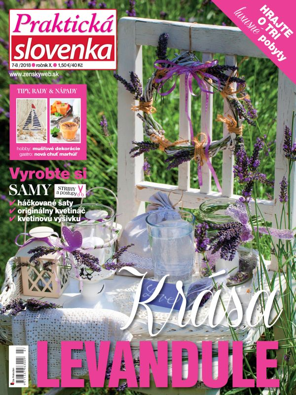 Praktická Slovenka 07-08 - 2018
