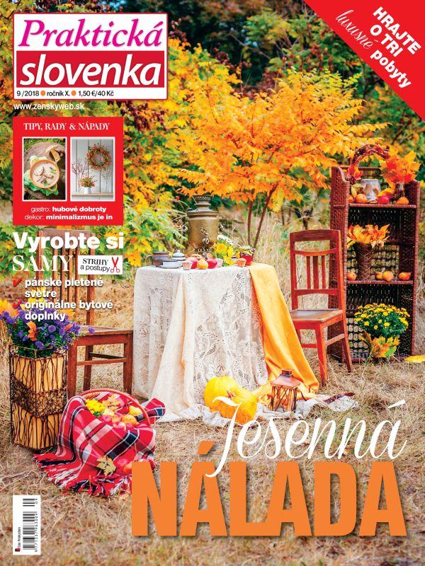 Praktická Slovenka 09 - 2018