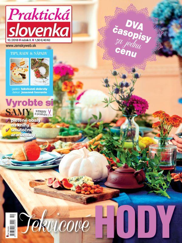 Praktická Slovenka 10 - 2018
