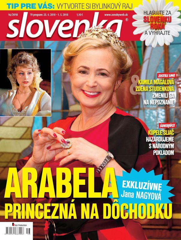 Slovenka 16 - 2018