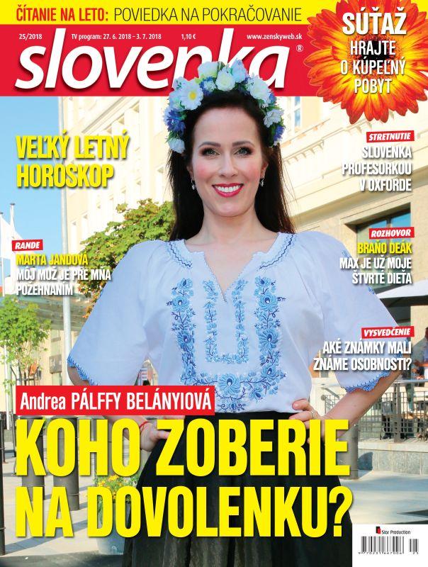 Slovenka 25 - 2018