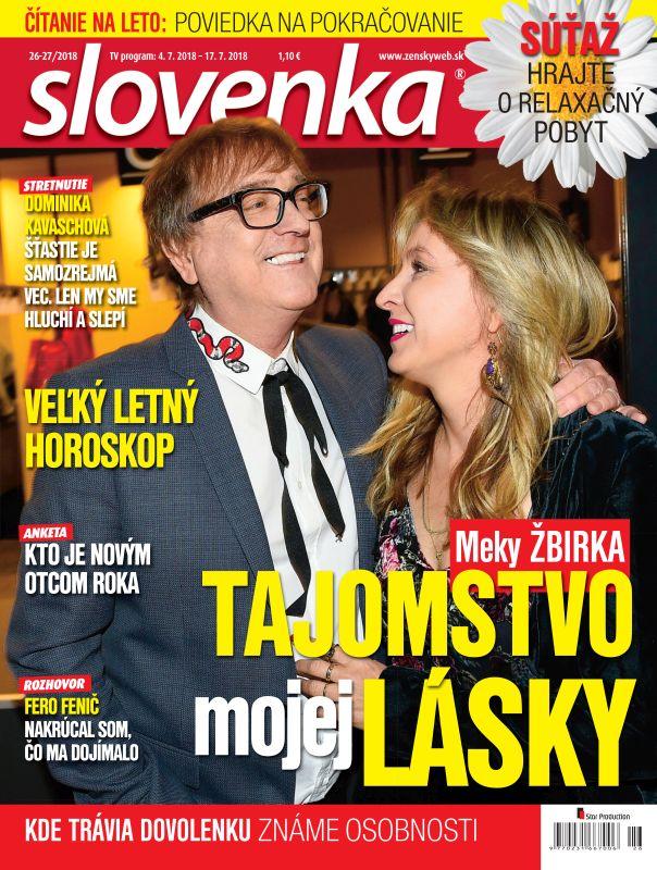 Slovenka 26-27 - 2018