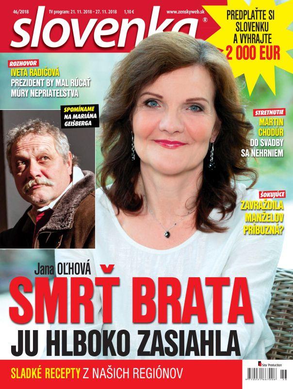 Slovenka 46 - 2018