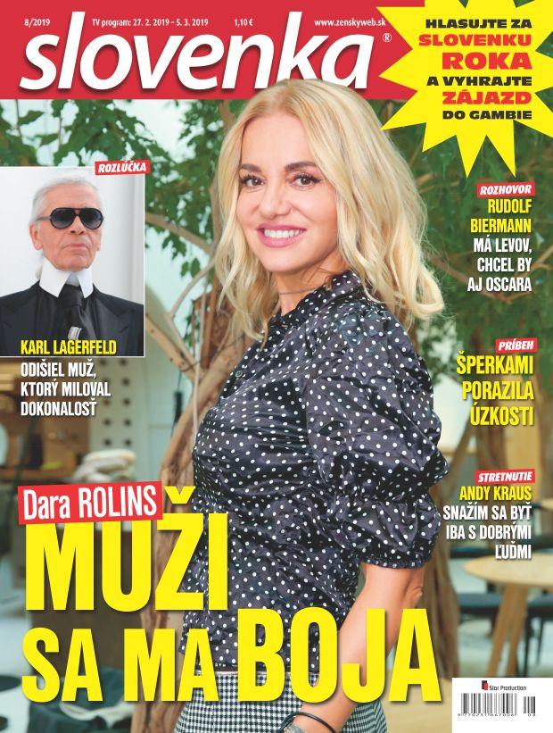 Slovenka 08 / 2019